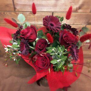 bouquet fil rouge